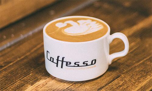 Caffesso Nespresso Kompatibla Kaffekapslar Helt Komposterbara